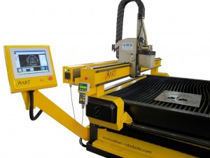 New plasma hole cutting technology narrows the gap with laser