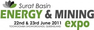 Come and see us on stand 334 at the Surat Basin Energy & Mining expo!