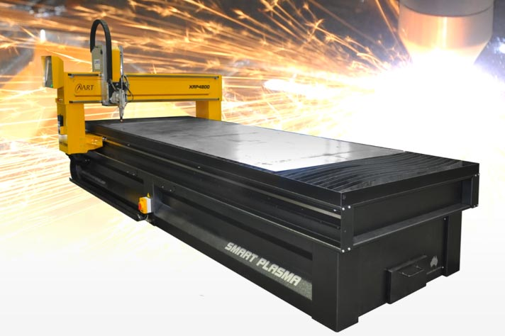 ART releases affordable, feature-rich and precise SMART XR plasma cutter